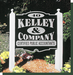 Kelley & Co, LLC Sign